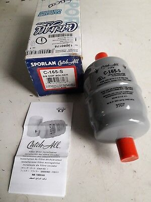 Filtre DESHYDRATEUR CATCH-ALL C-165-S  5/8 ODF SOLDER - PARKER SPORLAN