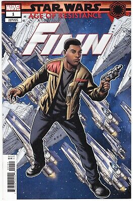 Star Wars Age Of Resistance Poe Dameron # 1 Puzzle Variant NM