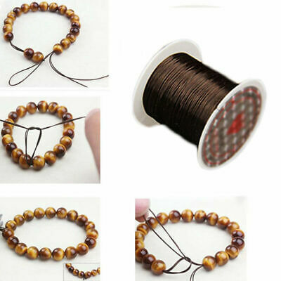 9M Strong Elastic Stretch Beading Thread Cord Bracelet String Jewelry Making