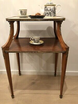 French Antique Serving Table