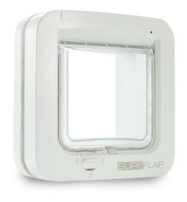 Sureflap Microchip Cat Flap Door Automatic Electronic Keep Out Unwanted Pets