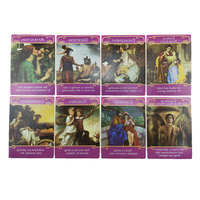 44 Romance Angel Oracle Cards Tarot Cards Game Card
