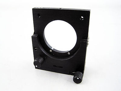 Newport Gm-2 Gimbal Mount For 2 Inch Optics Mirrors Filters & Lenses