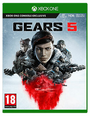 Gears 5 Xbox One Digital Code - Instant Delivery