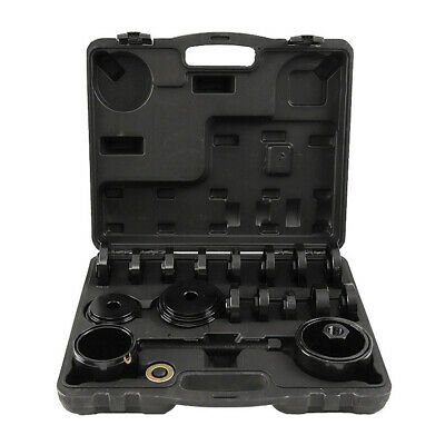 FWD Front Wheel Drive Bearing Adapters Set Puller Press Installer Removal Tools