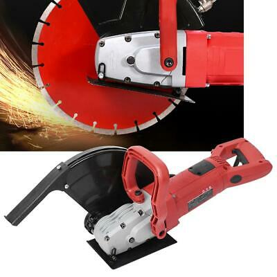14in Electric Wall Chaser Groove Steel Concrete Cutting Slotting Machine