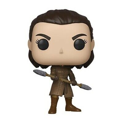 Funko Pop TV Game of Thrones Arya Stark w/ Two Headed Spear IN STOCK