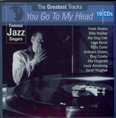 Armstrong - Famous Jazz Singers: You Go to My Head