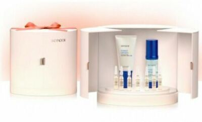 Power OxygeN : Block Cream + O2 50ML + Serum 30ML + 8H Night 7X2ML Skeyndor