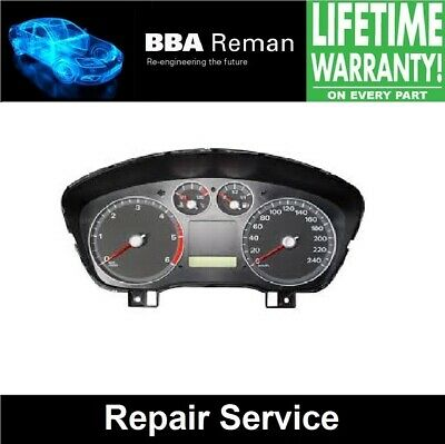 Ford Focus MK2 Cluster 2004-2008 **Repair Service with Lifetime Warranty!**
