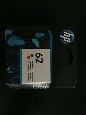 INK HP 62 Color for HP OfficeJet 5740 e-AiO HP Envy 5540 5640 7640 (C2P06AE UUS)