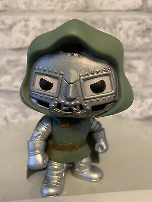 Funko Pop Dr Doom Marvel Out Of Box,oob