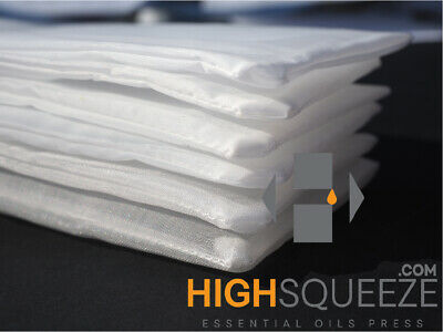 Rosin Press Bags - STILL RUNNING! - HighSqueeze Quality Money Back Guarantee