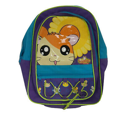 Hamtaro Vintage Backpack - Adult Size Great Condition Anime