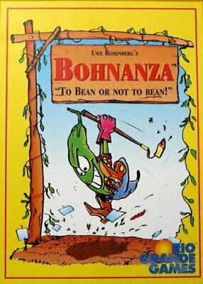Rio Grande Games Bohnanza Card Game
