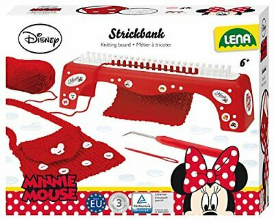 Lena - Knitting table Minnie