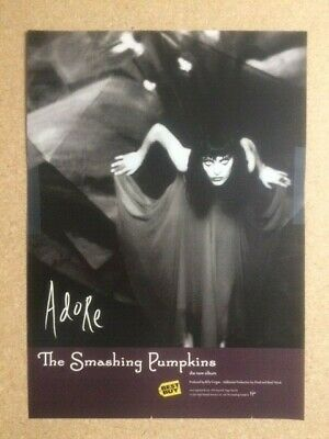 The Smashing Pumpkins Magazine Vintage Poster A3