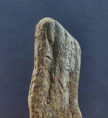 Sublime Upper Paleolithic/Mesolithic Mammoth On Part  Fossilized Bone.