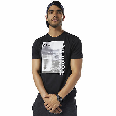 Reebok Men's Graphic Series One Series Training Photo Print Tee