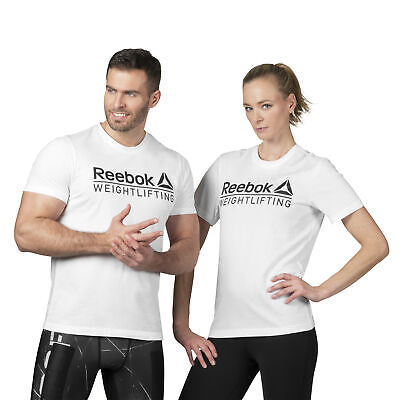 Reebok Men's Weightlifting Tee