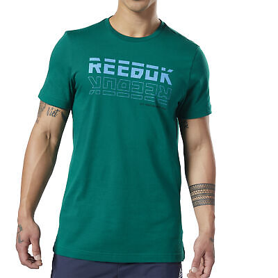 Reebok Men's Meet You There Graphic Tee