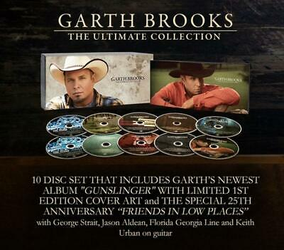 Garth Brooks: The Ultimate Collection - 10 Disc Box Set