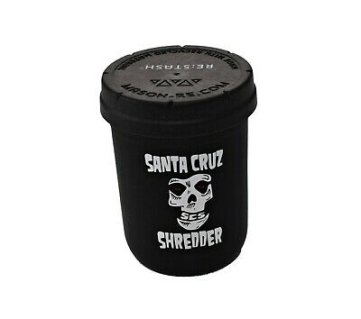 Santa Cruz Shredder Re:stash Mason Jar