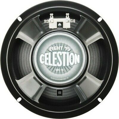 "Celestion Eight 15 8"" Guitar Speaker (8 Ohm)"