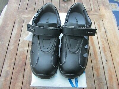 Abeba Safety Shoes Safety Sandals Uni 6 Size 40 Black