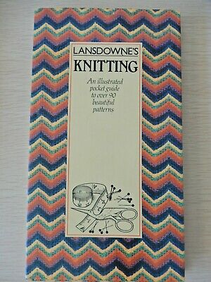 Lansdowne's Knitting: An Illustrated Pocket Guide to over 90 Beautiful Patterns