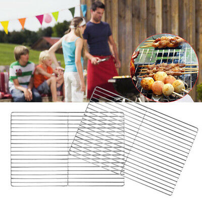 Barbecue Round BBQ Grill Grid Replacement Stainless Steel Wire NetsCooking Nice