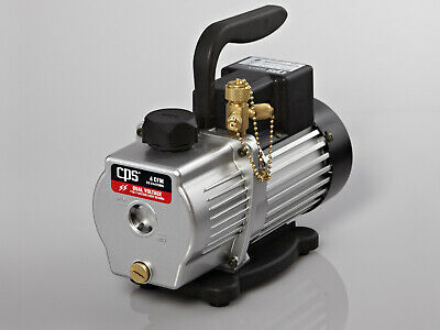 CPS VP4S Pro Set Single Stage Vacuum Pump 4 CFM - BRAND NEW