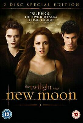 The Twilight Saga - New Moon (2 Disc Special Edition) - DVD - ROBERT PATTINSON