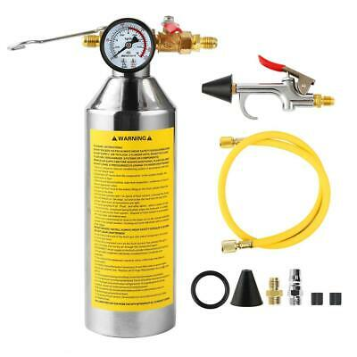 Vehicle Air Conditioning Pipe Cleaning Bottle Flush Canister Maintenance