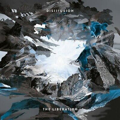 |100217| Disillusion - The Liberation (2 Lp) (Blue Coloured Vinyl) [Vinyl]