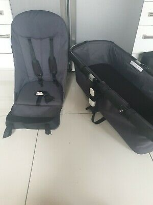 Bugaboo Cameleon 2 seat and carrycot set