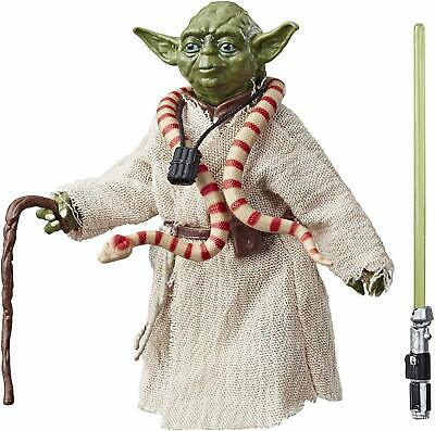"""Star Wars The Black Series Archive Yoda 6"""" Scale Figure With Movie-Inspired"""