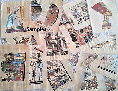 Egyptian Papyrus A-3 *30x40 cm*Select any one picture see details. Additional-$8