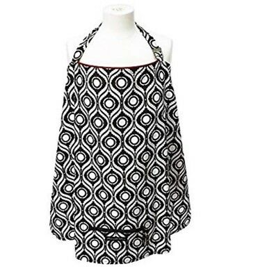 NWT Petunia Pickle Bottom Haven-Evening In Islingto Nursing Cover