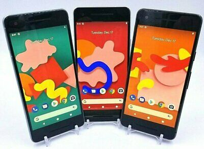 Google Pixel 2 - 64GB - (Unlocked/AT&T/T-mobile) - Exceptional /Excellent / Good