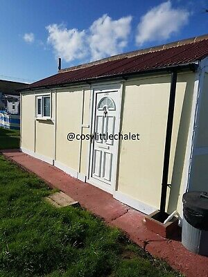 holiday chalet leysdown priory hill 1 bedroom