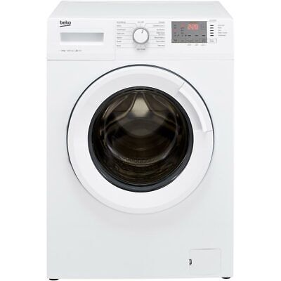 Beko 10Kg Washing Machine With 1400 Rpm - White A+++ Rated