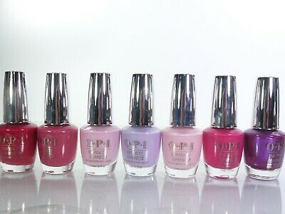 OPI Nail LACQUER INFINITE SHINE 2  .5 fl oz Full Size Your Choice of 7 Colors