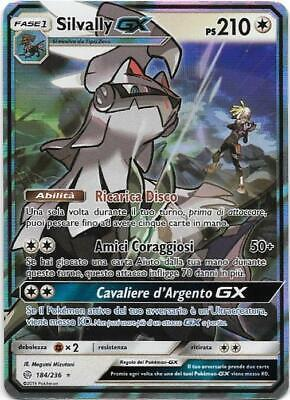 Pokemon Silvally Gx 184/236 Rara Holo Eclissi Cosmica The Real_Deal Shop