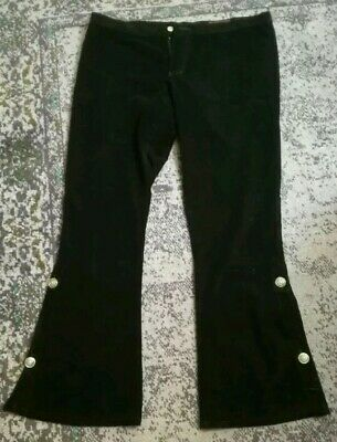 "26+32 Inch Black Pistol /""Stud Low Cut/"" Hose Gothic Metal Punk Nieten Gr SALE"