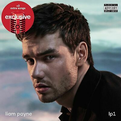 Liam Payne - LP1 Target Exclusive CD with 2 Exclusive Extra Tracks