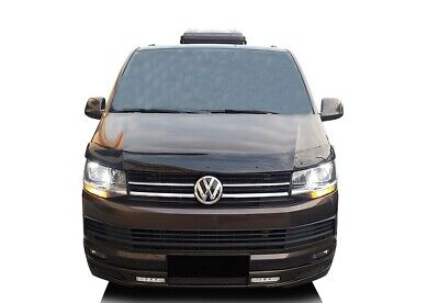 Luxell Bonnet Wind Deflector Bug Stone Protector for Caddy /& Maxi