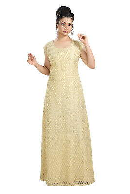 French Soiree Robe Ladies Casual Thawb Cocktail Party Evening Dress Maxi 7559