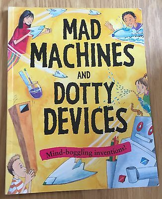 Mad Machines and Dotty Devices by Susan Martineau (Paperback, 2003)