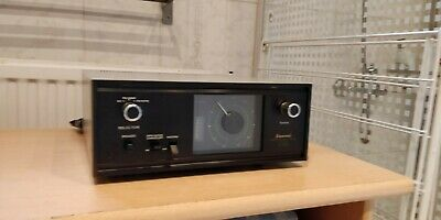 Sansui TU-555 Solid State Stereophonic Tuner (1968-71)